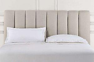 Queen headboard with Thick Padding | Customization (TI28)