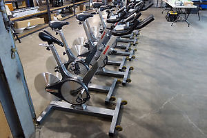 FOR SALE - Internet auction is 12 Keiser M3 Excersize Bikes
