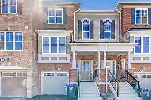 Freehold Townhouse only 4 year old Brampton