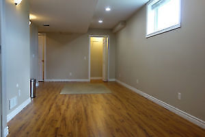 LARGE 1 BEDROOM BASEMENT APARTMENT.. ALL INCL