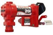 Fuel Transfer Pump 12V