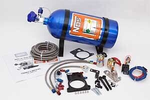 NOS NITROUS OXIDE SYSTEM HOLDEN COMMODORE LS2 6.0L 100-150HP Kilmore Mitchell Area Preview