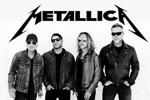 2 Metallica tickets for sale