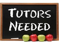 TUTORS NEEDED - SPANISH * FRENCH *ITALIAN
