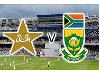 Pakistan vs South Africa - ICC Champions trophy