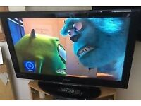 "Samsung 32"" high definition Lcd tv with freeview"