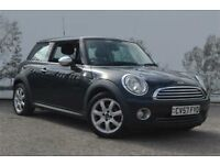 Mini Cooper 2007 1.6 Black Special Interior