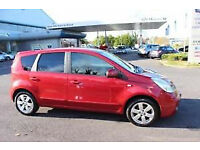 2008 Nissan Note 1.6 16v auto Acenta 5 Doors low mileage only 49800 miles