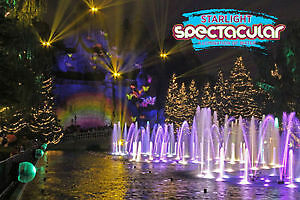 Canada's Wonderland Starlight Northern Reflections June 24, 2017