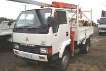CRANE TRUCK HIRE 4X4 (ITEMS 50KG TO 1500 KG RELOCATED) Noosaville Noosa Area Preview