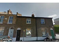 Very large 4 double bedroom house, 2 bathrooms, roof terrace and garden furnished in New Cross.