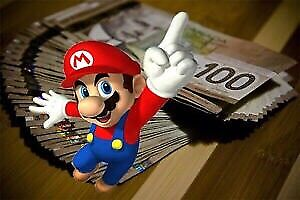 WANTED ALL VIDEO GAMES ( I PAY TOP DOLLAR)Nintendo etc