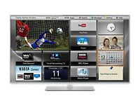 "Panasonic 50"" Smart Wi-Fi FreeviewHD LED TV"