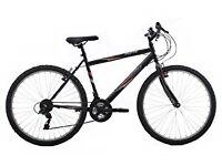 Activ by Raleigh Flyte II Men's Rigid Mountain Bike - Black, 19 Inch
