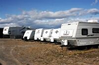 SECURED STORAGE FOR MOTOR HOMES, FOOD TRUCKS, BOATS, TRAILERS