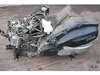 Honda pcx 125 cc engine