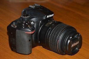 Nikon 5200 kit for sale