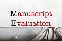 Professional Manuscript and Writing Evaluations
