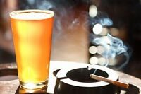 Occasional smokers who drink needed for a 2 session study