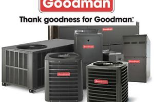 New AC or Furnace 6 Months FREE! No payment until next year!