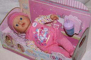 baby born puppe g nstig online kaufen bei ebay. Black Bedroom Furniture Sets. Home Design Ideas