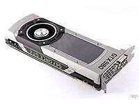 new DELL nVidia GeForce GTX980 4Gb PCI Express DVI / HDMI / DP DELL P/N 10J20