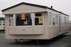 Static Caravan Dymchurch Kent 2 Bedrooms 6 Berth Willerby Rio Gold 2009 New