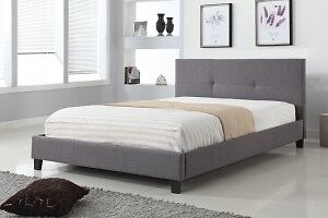 4 DAY BUNDLE SPECIAL! PLATFORM BED COMPLETE WITH MATTRESS
