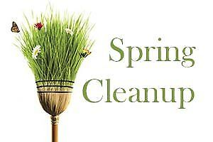 Spring Clean-Up - Will take your unwanted items