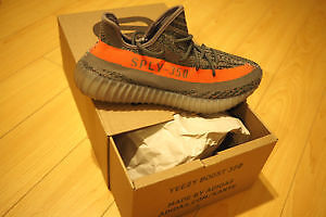 Wanted: Yeezy Boost 350 Turtle And/Or Beluga V2's Cambridge Kitchener Area image 3