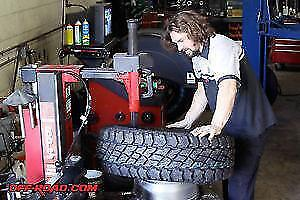 TIRE CHANGEOVERS, BALANCE AND INSTALLATION $60.00 COMPLETE