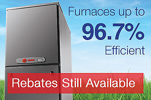 TRUE NORTH Furnaces & Air Conditioners - Rent to Own
