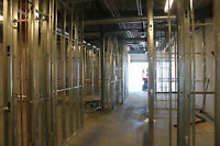 COMMERCIAL FRAMING DONE FOR CHEAP!