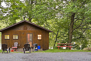 Spring Cottage Rental Special $50 per person per night