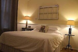 Avail. Nov 1- May 1st- Furnished Rental in Desirable East City