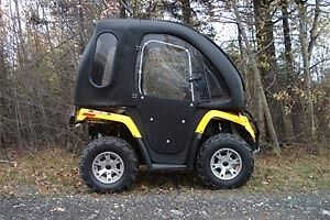 Used CABBIE ATV Cabin from Composites3.com