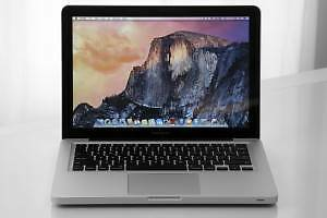 "MAC BOOK PRO 13"" FULLY LOADED (Late 2011) 500GB"