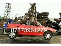 CASH 4 SCRAP CARS NON RUNNERS WANTED