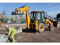JCB and driver hire