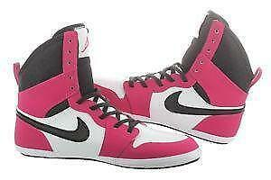 Womens Black   Pink Jordans 88cfecdb30