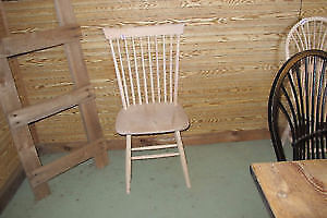 Mennonite Made Shaker Chairs