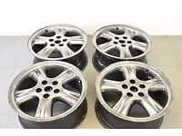 Jaguar 18 Inch Penta Alloys Wanted (Set of Four)