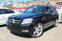 '11 Mercedes-Benz GLK350 4 matic