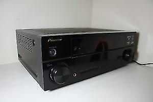 Pioneer AV Receiver and speakers