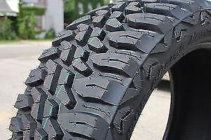 33X12.50R20  - GO PLAY IN MUD!! New AGGRESSIVE MUD TIRES- HD868