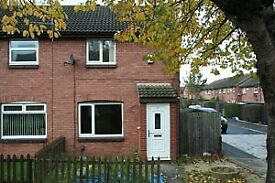 3 Bed house to let with off road parking, gardens to front and rear - Francis Walk, Thornaby