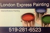 London Express Painting - Interior and Exterior Painting