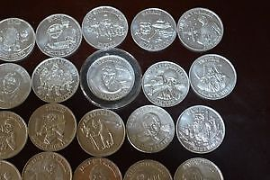 1985 POTF coin lot-Many rare and hard to find Kitchener / Waterloo Kitchener Area image 3