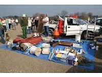 Outboards, Rope and Winches at the Kent Boat Jumble Sunday 5th March