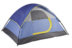 Coleman 6X5 glow in the dark tent NEW 2 person